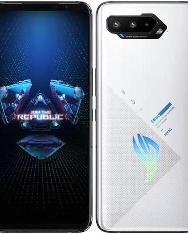 Mobilný telefón Asus ROG Phone 5 8/128 GB 5G biely