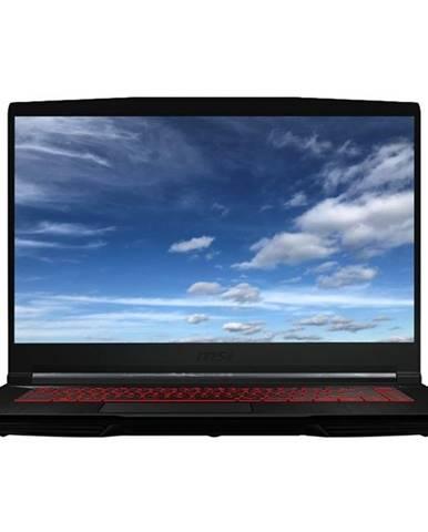 Notebook MSI GF65 Thin 10UE-200XCZ čierny i5-10200H, 16GB, 512GB,