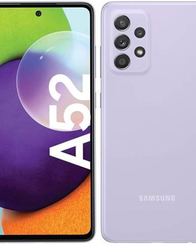 Mobilný telefón Samsung Galaxy A52 128 GB fialový