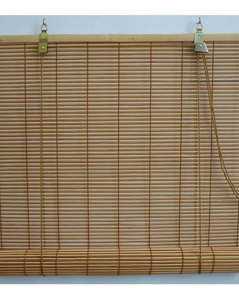 Gardinia Gardinia Roleta bambusová prír./čerešňa, 60 x 160 cm