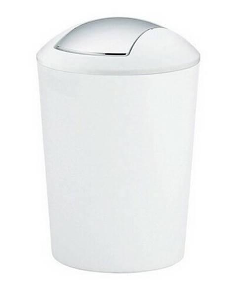 KELA Kela Odpadkový kôš MARTA 5l biela