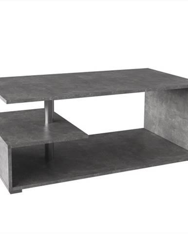 Konferenčný stolík betón DORISA