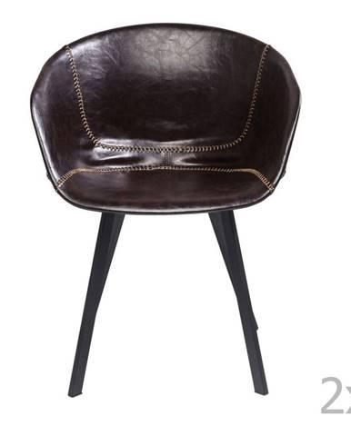 Sada 2 jedálenských stoličiek Kare Design Lounge
