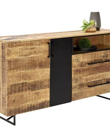 Ambia Home PRÍBORNÍK/KOMODA, mangové drevo, 160/84/37 cm