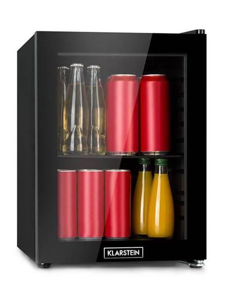 Klarstein Klarstein Harlem, chladnička na nápoje, A+, kovový rošt, sklenené dvere