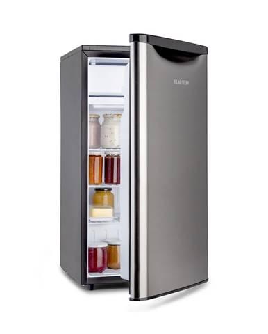 Klarstein Yummy, chladnička s mraziacim priečinkom, A+, 90 litrov, 41 dB