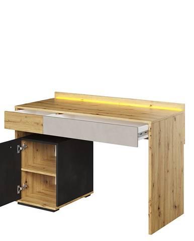 Dig-net nábytok Písaci stôl QUBIC QB-08