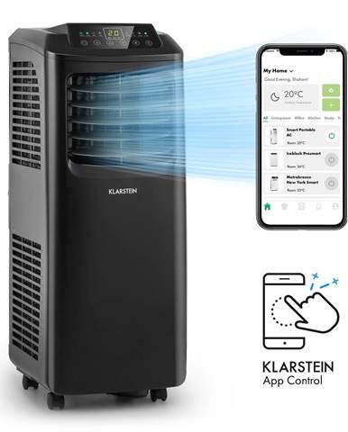 Klarstein Pure Blizzard Smart 7k, mobilná klimatizácia, 7000 BTU/2,1 kW, energetická trieda A, diaľkový ovládač