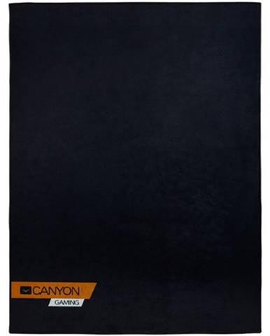 Podložka pod kreslo Canyon AR1CNDSFM01, 100x130 cm, čierna