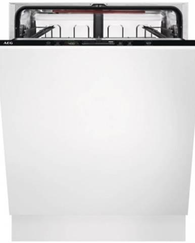 Vstavaná umývačka riadu AEG Mastery FSB53627P