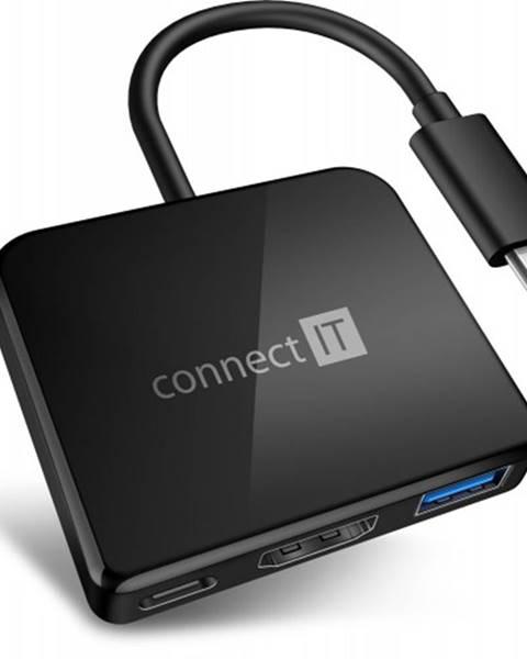 Thrustmaster Connect IT USB-C hub, 3v1