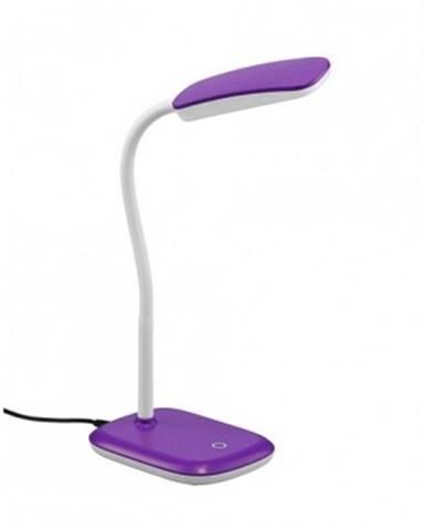 Stolná lampa Boa 52431193, fialovobiela%