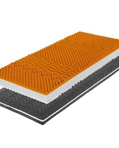 Matrac COLOR DREAMS NEW sivá, 100x200 cm