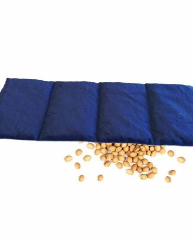 Bedrový nahrievací vankúšik s čerešňovými kôstkami, 20 x 55 cm