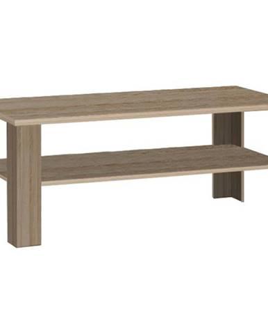 Konferenčný stolík truflový dub sonoma INTERSYS 22