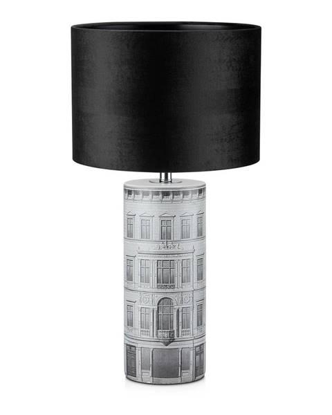 Markslöjd Čierna stolová lampa Markslöjd ICHI