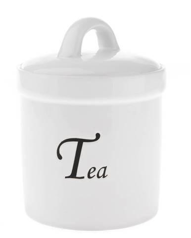 Keramická dóza na čaj 830 ml