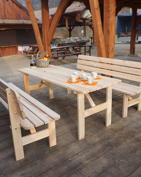 ArtRoja ArtRoja VIKING stôl - 180cm