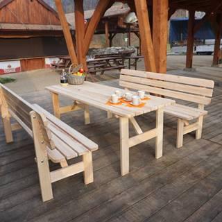 ArtRoja VIKING stôl - 180cm