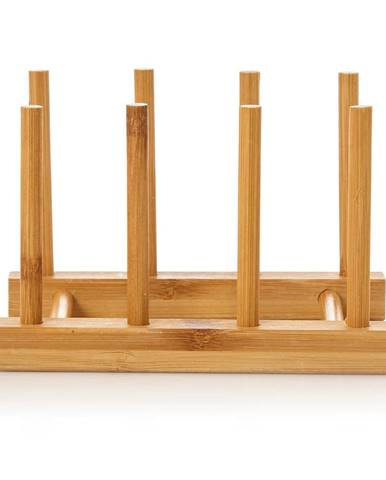 Klarstein Jednoduchá odkvapkávacia mriežka, 100 % bambus, 14 × 12 × 10,5 cm, necitlivá vodu