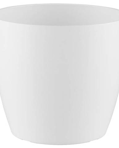 Kvetináč San Remo 14 cm white