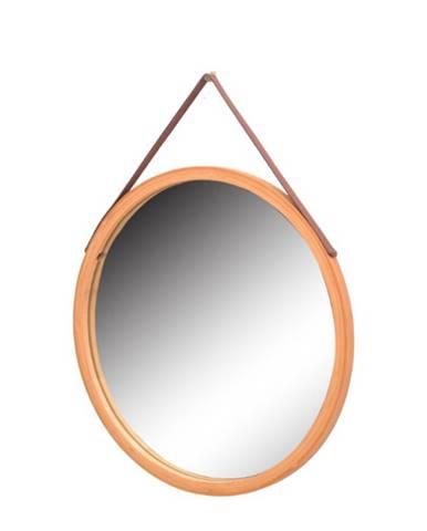 Zrkadlo prírodný bambus LEMI 1