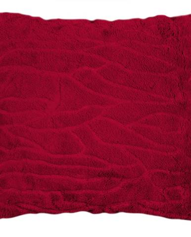 BO-MA Obliečka na vankúšik Clara červená, 45 x 45 cm