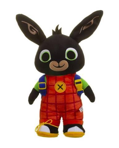 Plyšový králiček Bing s batôžkom, 33 cm
