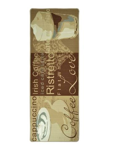 Kuchynský behúň Hanse Home Coffee Love, 67×180cm