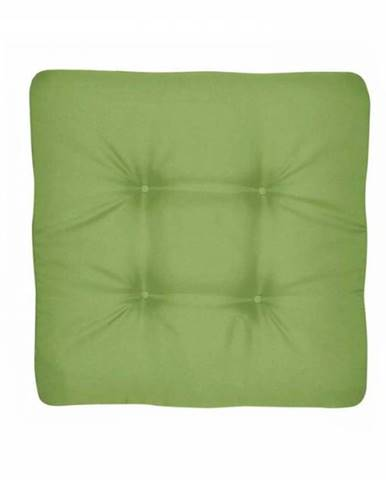 Poduška sedák 45x45x4cm zelená HIT UNI DOPPLER