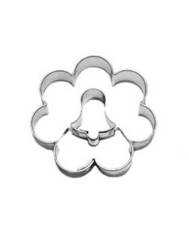 Vykrajovačka kvet/zvonček I.