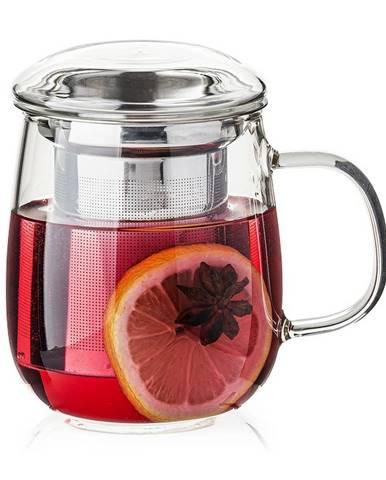 4Home Hrnček na čaj so sitkom Hot&Cool 330 ml