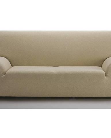 Forbyt Multielastický poťah na sedaciu súpravu Petra béžová, 240 - 270 cm