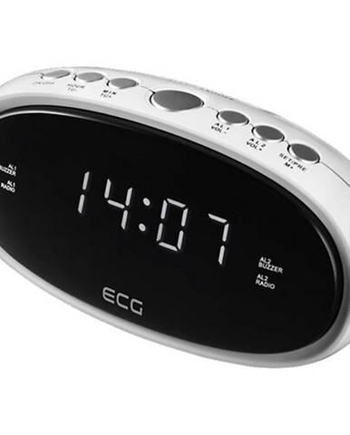 ECG RB 010 Digitálny rádiobudík, biela