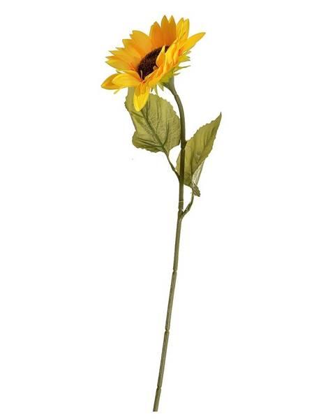 Beper Umelá kvetina Slnečninca žltá, 68 cmq