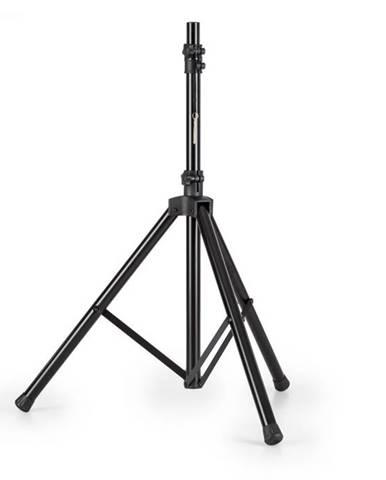 Malone Speaker Alu, statív na reproboxy, trojnožka, 130-200cm, 35mm príruba, hliník, čierny