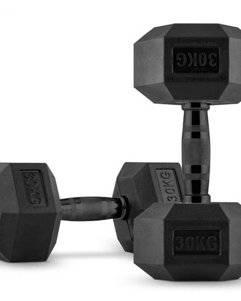 Capital Sports Capital Sports Hexbell, jednoručná činka, pár 2 x 30 kg