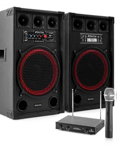 "Electronic-Star Electronic-Star Karaoke set ""STAR-Kreuzberg"" PA reproduktory, bezdrôtový mikrofón, 800W"