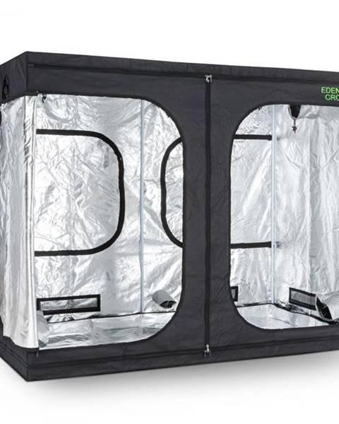 OneConcept OneConcept Eden Grow XL, pestovateľský box, domáce pestovanie, interiérový, 240 x 120 x 200 cm