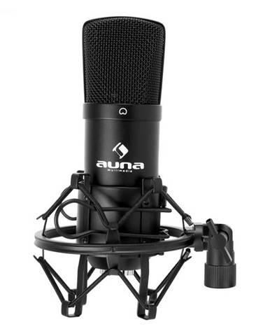 Auna Pro CM001B štúdiový mikrofón čierny, kondenzátorový