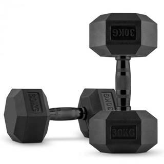 Capital Sports Hexbell, jednoručná činka, pár 2 x 30 kg