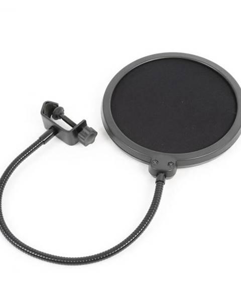 Vonyx Vonyx M06 mikrofónový pop filter 6'' ochranná clona, flexibilný husí krk