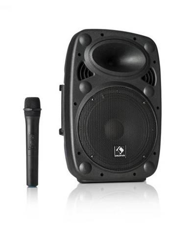 "Auna Pro Streetstar 10, mobilný PA systém, 10"" (25.5 cm) woofer, UHF mikrofón, 400 W max."