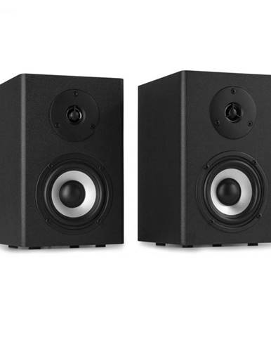 Vonyx SM40, sada štúdiových reproduktorov, 100 W max., 2-pásmové, čierne