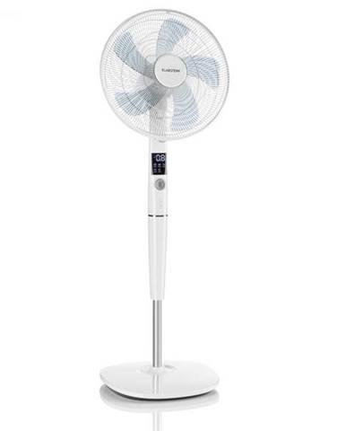 """Klarstein Silent Storm, stojanový ventilátor, 16"""" (41 cm), 5-listá vrtuľa, 80 m³, 35 W, biely"""