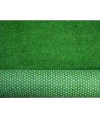 Vopi Trávny koberec s nopkami, 133 x 400 cm