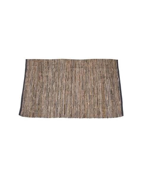 LABEL51 Hnedý koberec LABEL51 Brisk, 160 x 230 cm