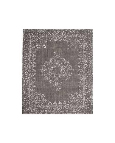 Tmavosivý koberec LABEL51 Vintage, 230 x 160 cm