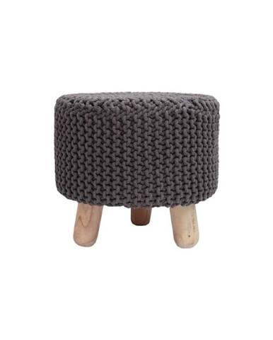 Tmavo-sivá stolička LABEL51 Kota