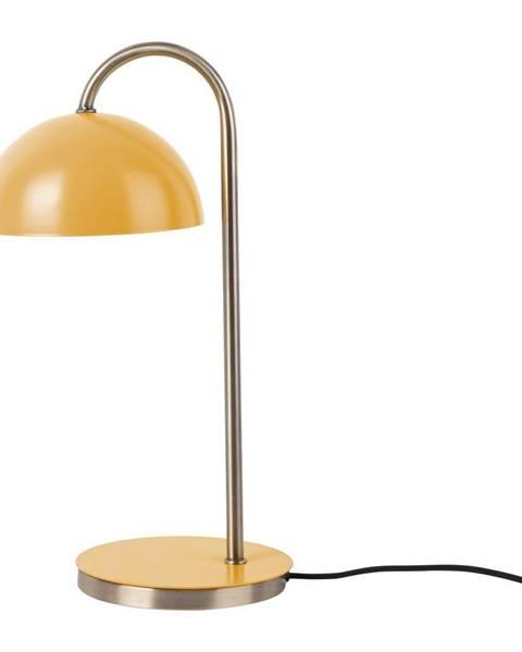Leitmotiv Okrovožltá stolová lampa Leitmotiv Decova